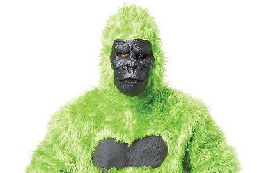 Gorilla Affenkostüm Schweiz